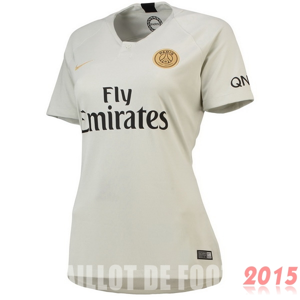 Maillot De Foot Paris Saint Germain Femme 18/19 Exterieur