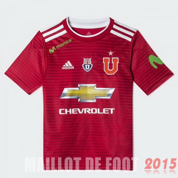 Maillot De Foot Universidad De Chile 18/19 Exterieur