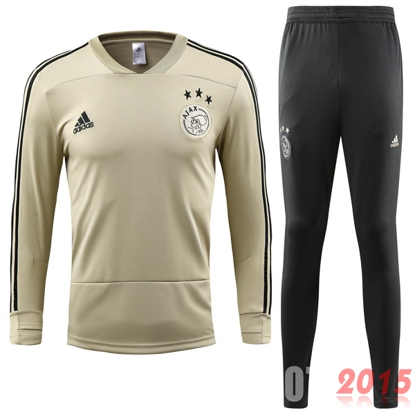 Survêtements Ajax Jaune 18/19