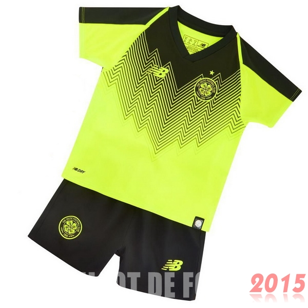 Maillot De Foot Celtic Enfant 18/19 Third Un ensemble