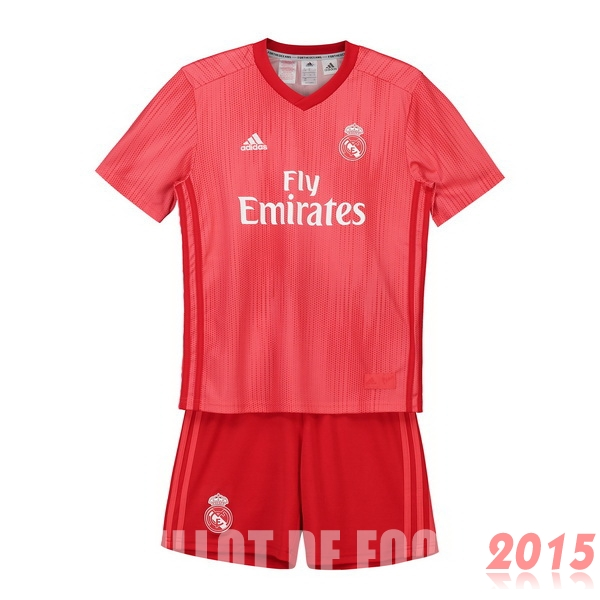 Maillot De Foot Real Madrid Enfant 18/19 Third Un ensemble