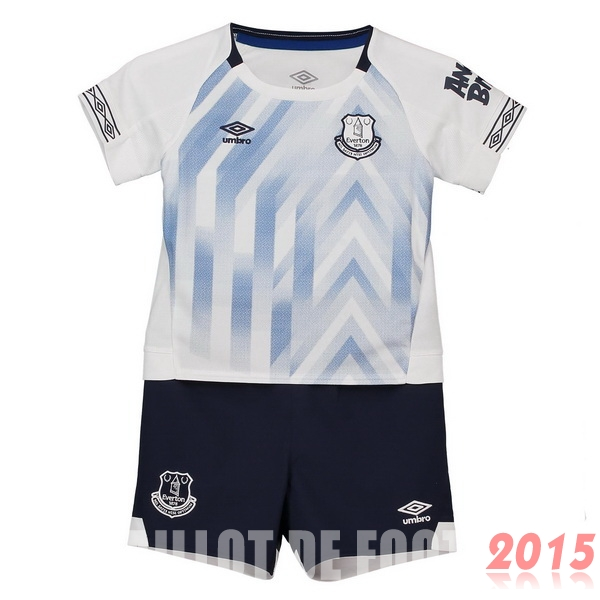 Maillot De Foot Everton Enfant 18/19 Third Un ensemble