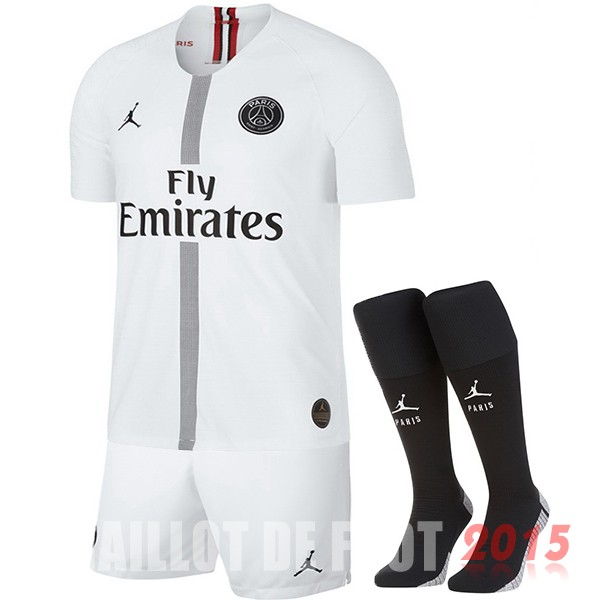 Maillot De Foot (Pantalon+Chaussettes) Paris Saint Germain 18/19 Third Exterieur