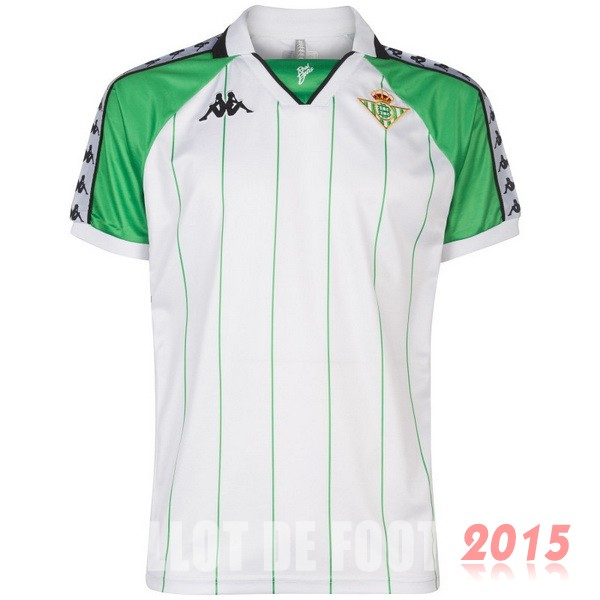 Maillot De Foot Real Betis 18/19 Retro Blanc