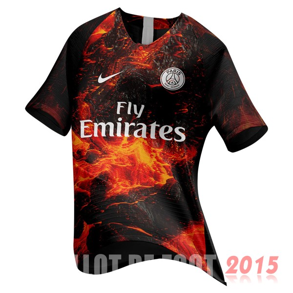 EA Sport Maillot De Foot Paris Saint Germain 18/19 Orange