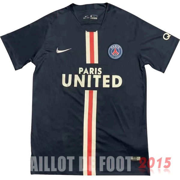 Formation Bleu Marine Paris Saint Germain 18/19