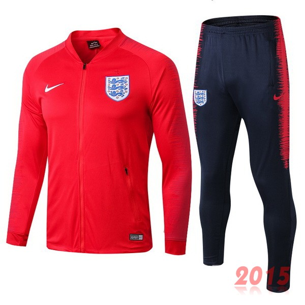 Survêtements Angleterre Rouge 2018