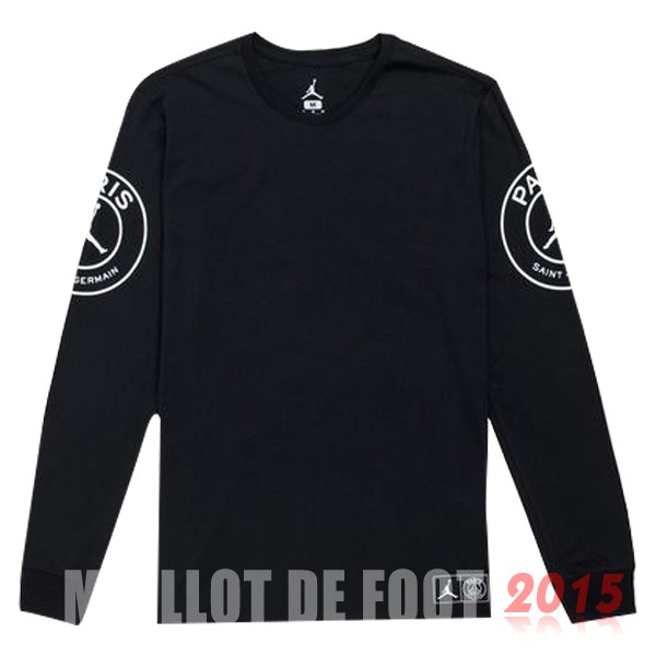 Training Top PSG Noir Blanc 18/19