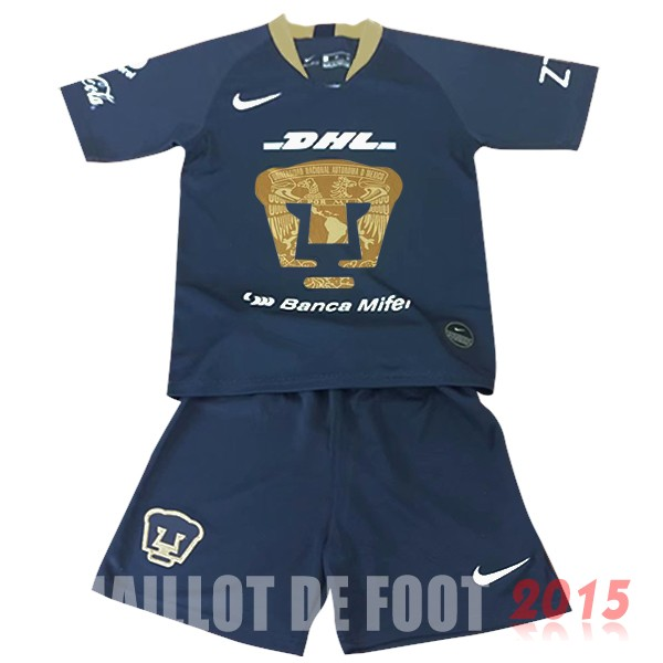 Maillot De Foot Pumas Uuam Enfant 18/19 Third Un ensemble