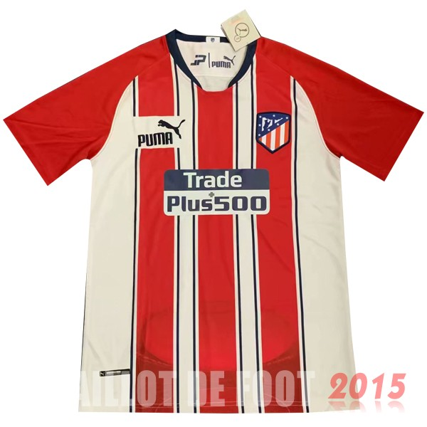 Maillot De Foot Concept Atletico Madrid 19/20 Rouge
