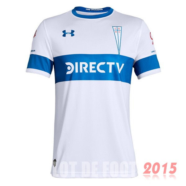 Maillot De Foot Universidad Católica 19/20 Domicile