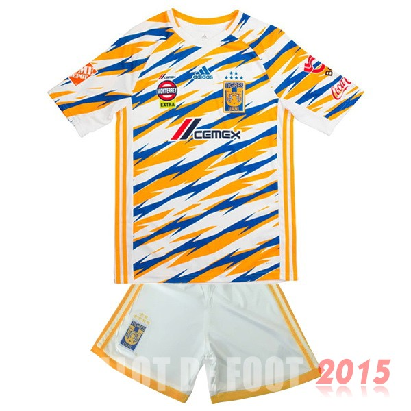 Maillot De Foot Tigres Enfant 19/20 Third Un ensemble