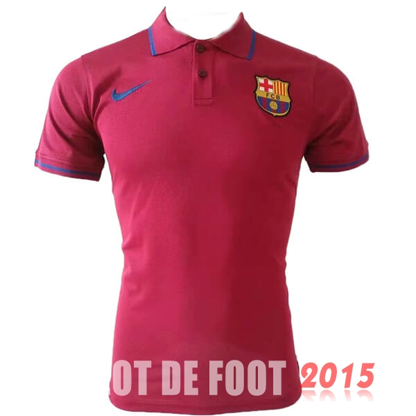 Polo Barcelone Rouge 19/20