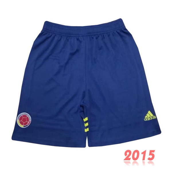 Maillot De Foot Colombie Pantalon 2019 Domicile