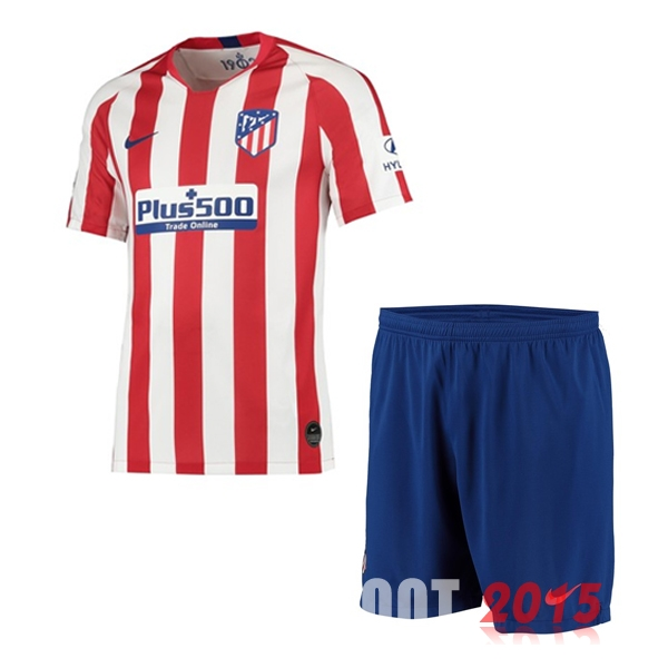 Maillot De Foot Atletico Madrid Enfant 19/20 Domicile Un ensemble