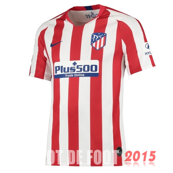Maillot De Foot Atletico Madrid 19/20 Domicile