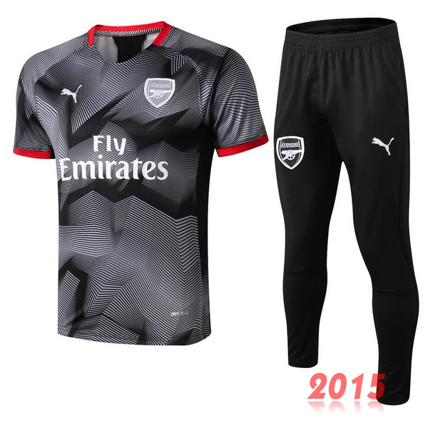Ensemble Formation Gris Noir Arsenal 18/19