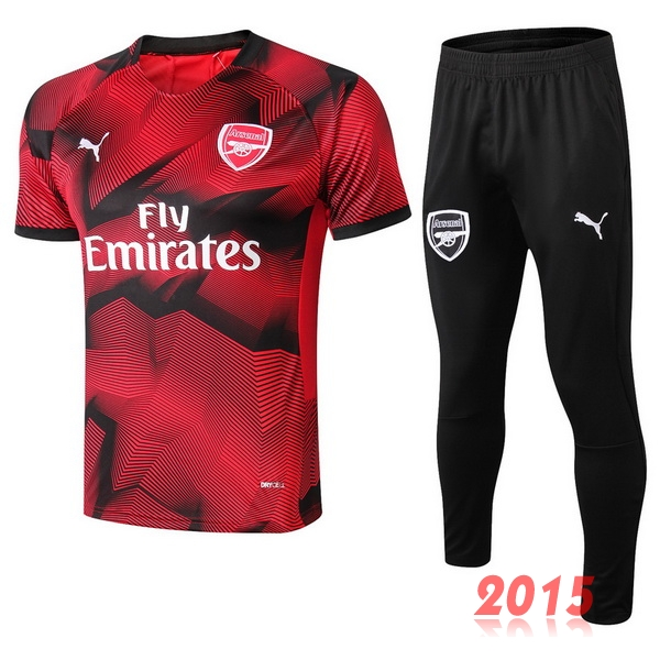 Ensemble Formation Rouge Noir Arsenal 18/19