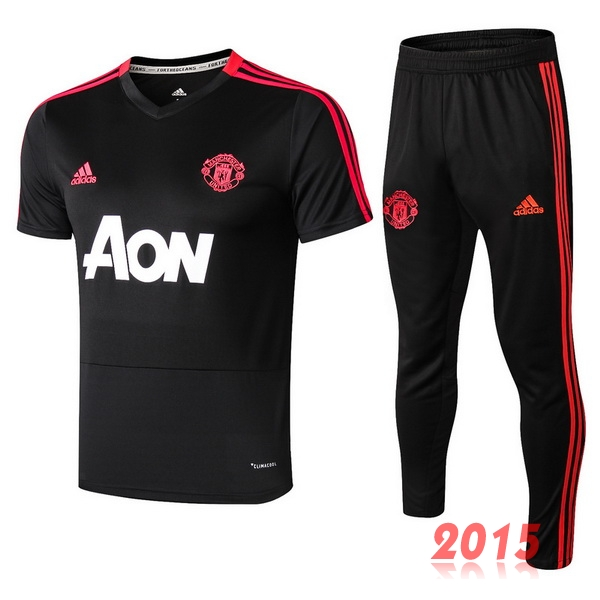 Ensemble Formation Noir Rouge Manchester United 18/19