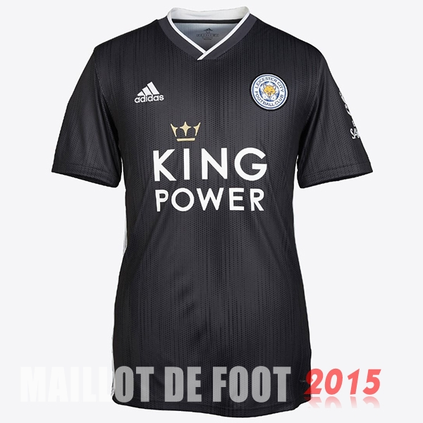 Maillot De Foot Leicester City Femme 19/20 Third