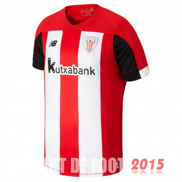 Maillot De Foot Athletic Bilbao 19/20 Domicile