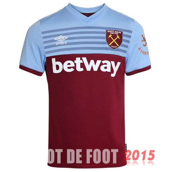 Maillot De Foot West Ham United 19/20 Domicile
