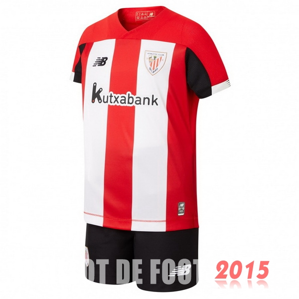 Maillot De Foot Athletic Bilbao Enfant 19/20 Domicile Un ensemble