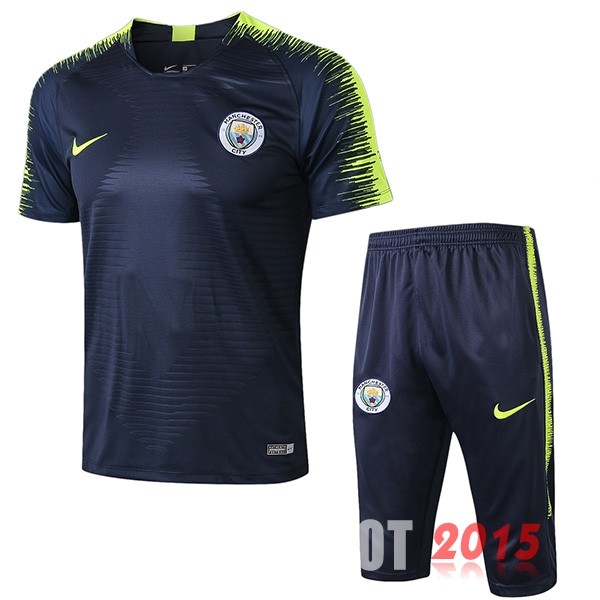 Formation Manchester City Ensemble Bleu Vert 19/20