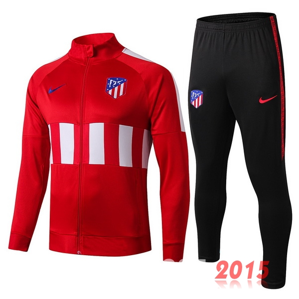 Survêtements Atletico Madrid Rouge 19/20