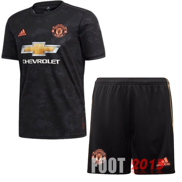Maillot De Foot Manchester United Enfant 19/20 Third Un ensemble
