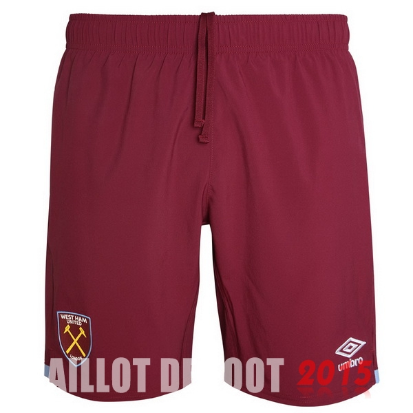 Maillot De Foot West Ham United Pantalon 19/20 Domicile