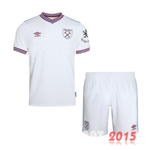 Maillot De Foot West Ham United Enfant 19/20 Exterieur Un ensemble