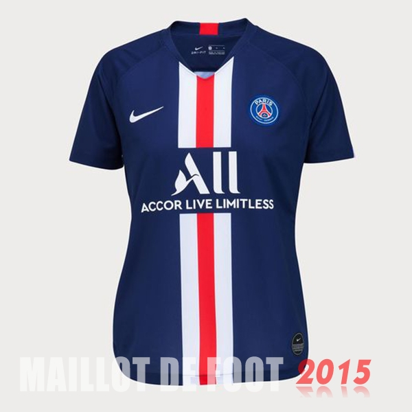 Maillot De Foot Paris Saint Germain Femme 19/20 Domicile