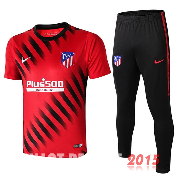 Formation Atletico Madrid Ensemble Rouge 19/20