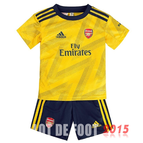 Maillot De Foot Arsenal Enfant 19/20 Exterieur Un ensemble