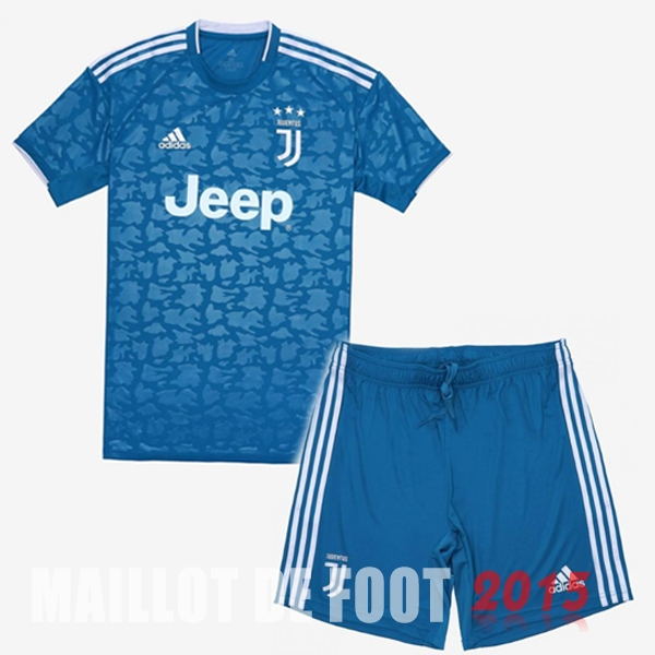 Maillot De Foot Juventus Enfant 19/20 Third Un ensemble