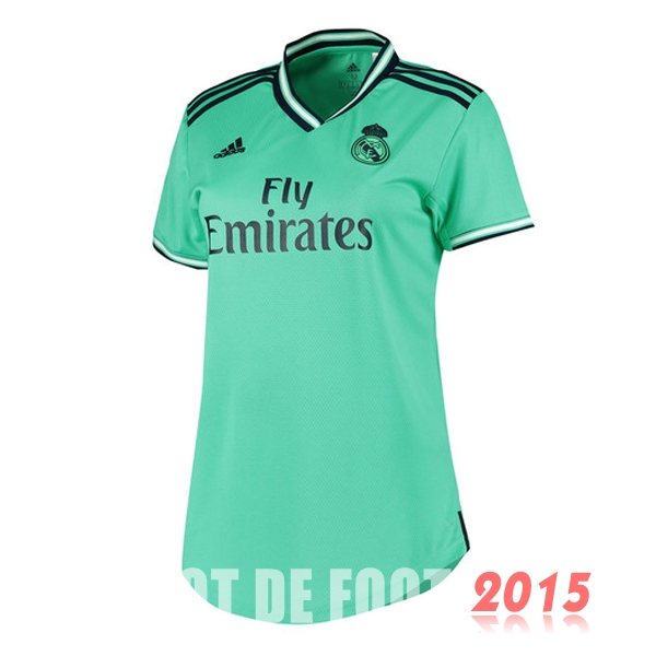 Maillot De Foot Real Madrid Femme 19/20 Third