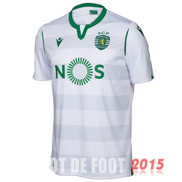 Maillot De Foot Lisboa 19/20 Third