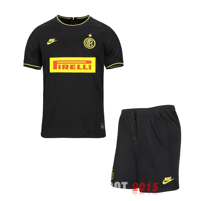 Maillot De Foot Inter Milan Enfant 19/20 Third Un ensemble