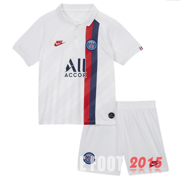 Maillot De Foot PSG Enfant 19/20 Third Un ensemble