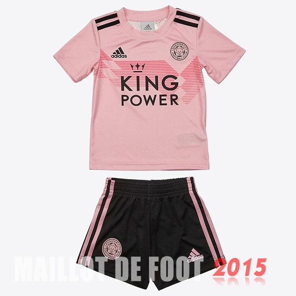 Maillot De Foot Leicester City Enfant 19/20 Exterieur Un ensemble
