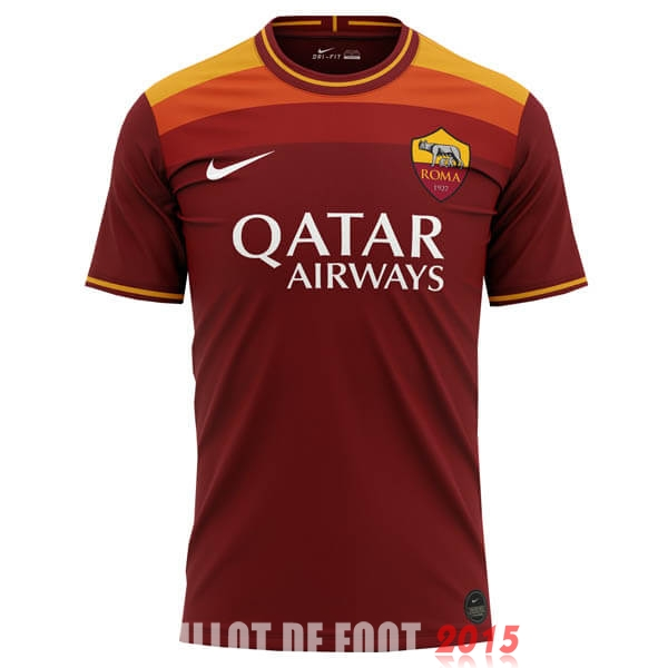 Maillot De Foot As Roma 20/21 Domicile Concept