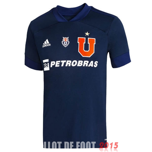 Maillot De Foot Universidad De Chile 20/21 Domicile