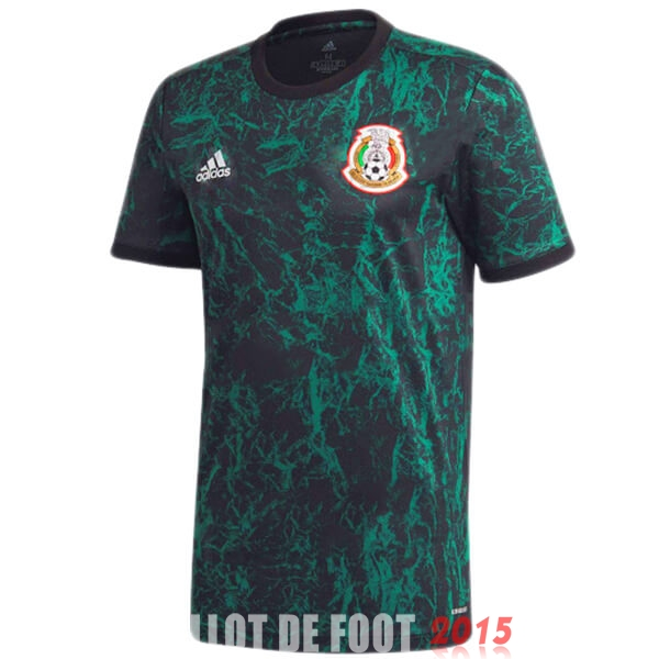 Thailande Maillot De Foot Mexique 2020 Pre-Match
