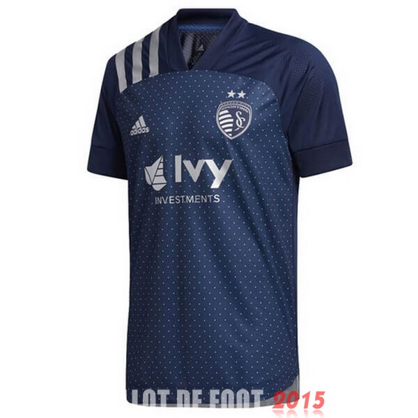 Maillot De Foot Sporting Kansas City 20/21 Exterieur