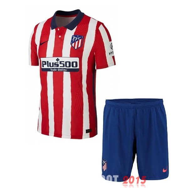 Maillot De Foot Atletico Madrid Enfant 20/21 Domicile Un ensemble