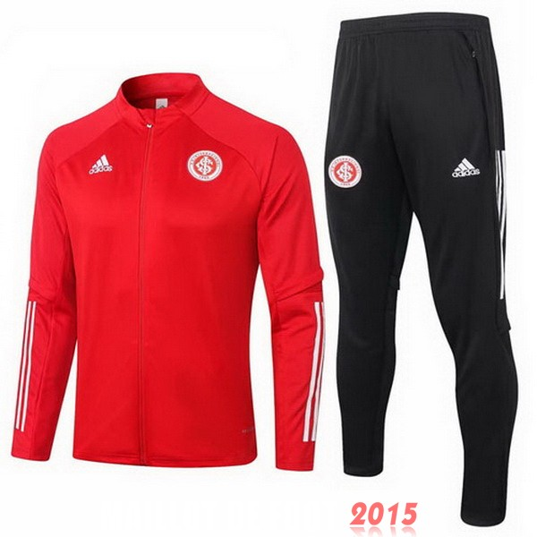 Survêtements Real Madrid Rouge Noir 20/21