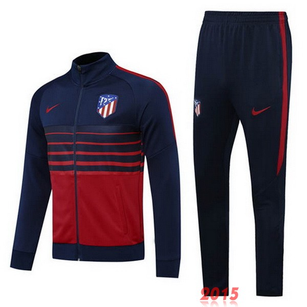 Survêtements Atletico Madrid Bleu Marine Rouge 20/21