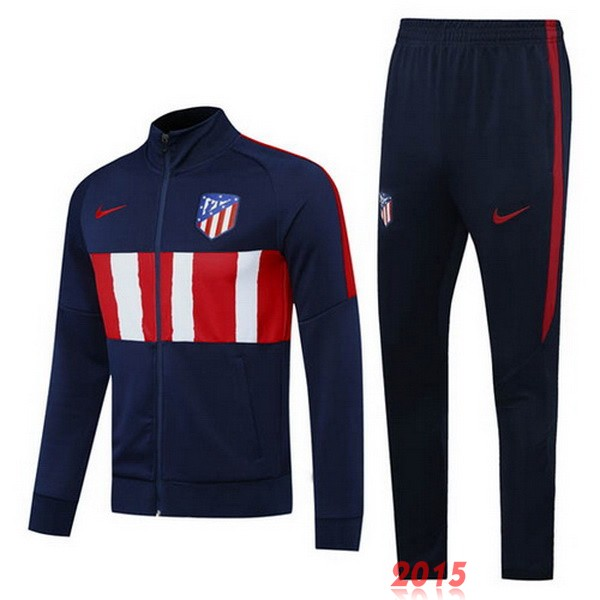 Survêtements Atletico Madrid Bleu Marine 20/21