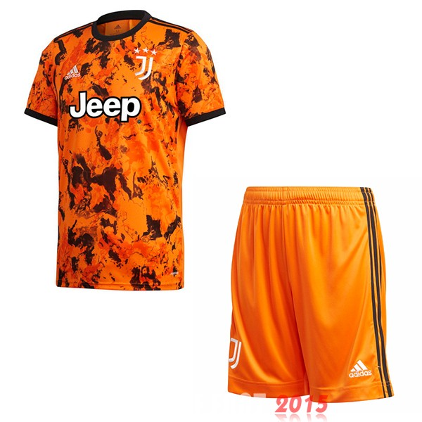 Maillot De Foot Juventus Enfant 20/21 Third Un ensemble